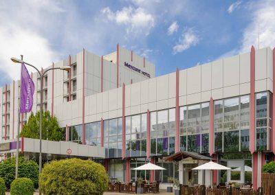Mercure Hotel Stuttgart Sindelfingen an der Messe Aussenansicht
