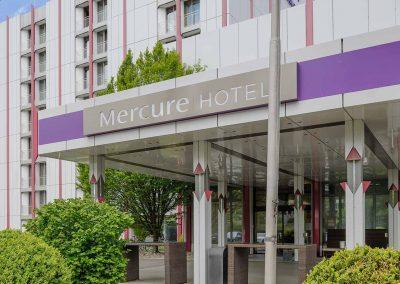 Mercure Hotel Stuttgart Sindelfingen an der Messe Eingang